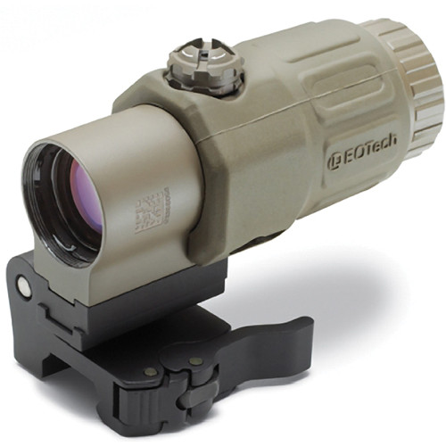 EOTech G33.STS 3x Magnifier with Mount (Tan)