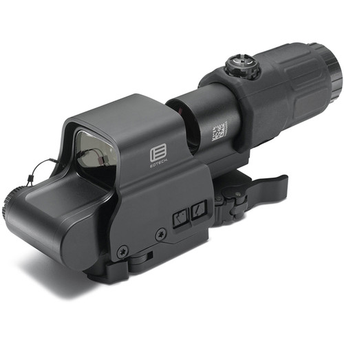 EOTech EXPS2-0GRN Holographic Weapon Sight with G33.STS Magnifier