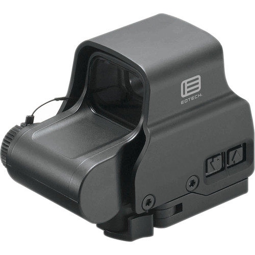 EOTech Model EXPS2 Holographic Weapon Sight (Red Circle-Double-Dot Reticle)