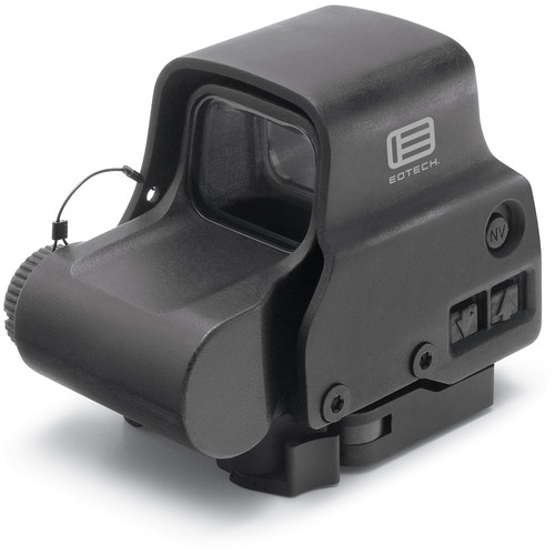 EOTech EXPS3 Holographic Weapon Sight (Black, Ring/Double Dot Reticle)