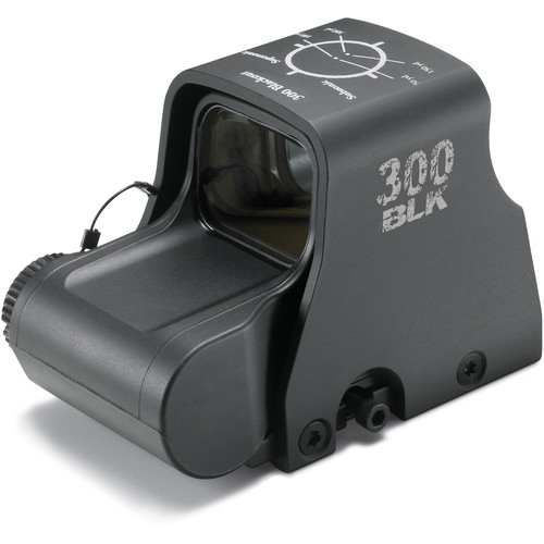 EOTech XPS2-300 Blackout Sight (300 BLK Zero Reticle)
