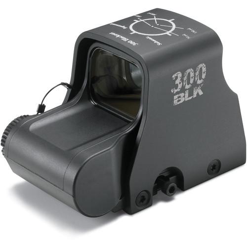 EOTech XPS2-300 Blackout Sight (300 BLK Zero Reticle)