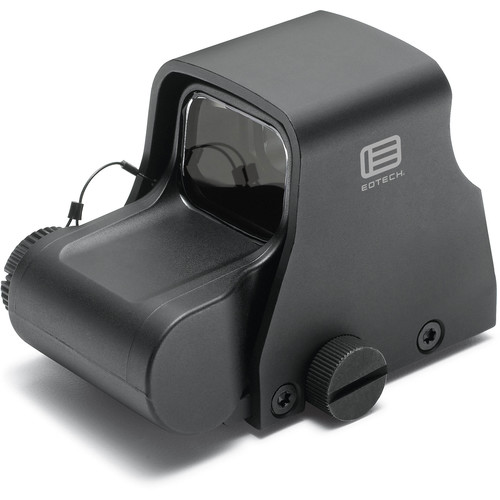 EOTech Model XPS3 Holographic Weapon Sight 2015 Edition (Ring / Double Aiming Dots Reticle)