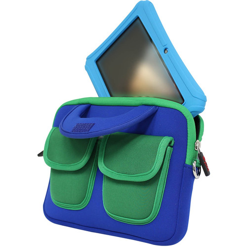 "Epik EPIK Learning Case for 7 & 8"" Tablets (Blue/Green)"