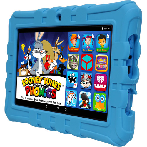 "EPIK LEARNING COMPANY HIGHQ 7"" Learning Tab 16GB Kids Tablet (Wi-Fi, Blue)"
