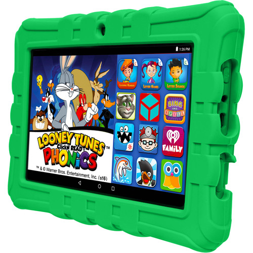 "Epik 7"" Learning Tab 16GB Kids Tablet (Wi-Fi, Green)"