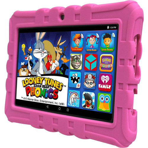 "EPIK LEARNING COMPANY HIGHQ 7"" Learning Tab 16GB Kids Tablet (Wi-Fi, Pink)"