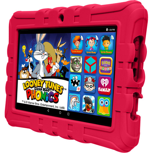 "Epik 7"" Epik Learning Tab 16GB Kids Tablet (Wi-Fi, Red)"