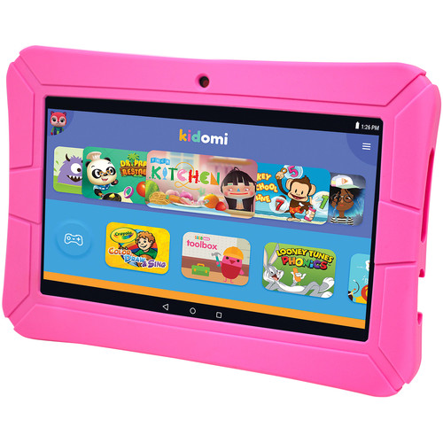 "EPIK LEARNING COMPANY HIGHQ 7"" Learning Tab (Pink)"