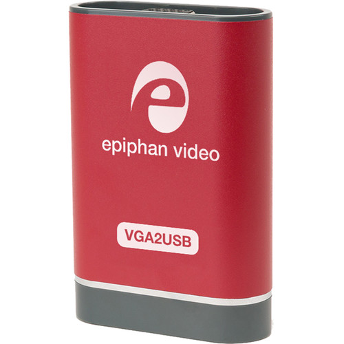 Epiphan VGA2USB VGA Video Grabber