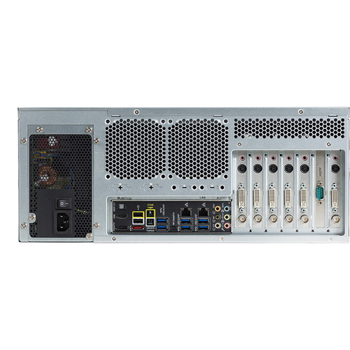 Epiphan Standalone 6-Card VGA Grid