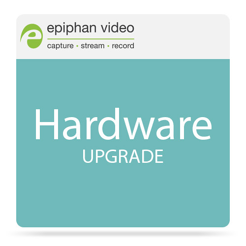 Epiphan 4TB Internal SSD Upgrade for Standalone VGA Grid