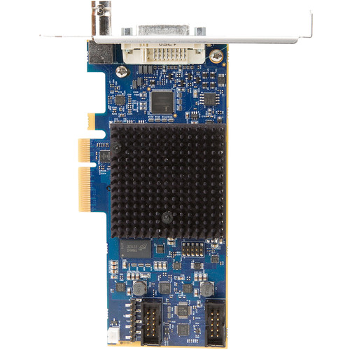 Epiphan DVI2PCIe Duo PCIe x4 Video Capture Card with SDI and Dual-Link DVI Inputs