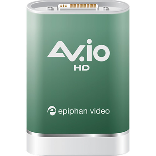 Epiphan AV.io HD USB 3.0 Video Grabber