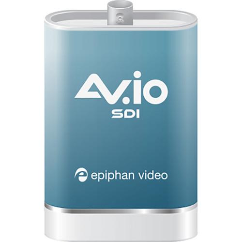 Epiphan AV.io SDI USB 3.0 Video Grabber