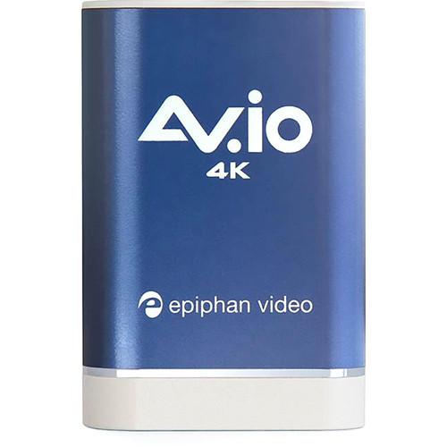 Epiphan AV.io 4K USB 3.0 Video Grabber