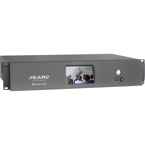 Epiphan Pearl-2 Rackmount Video Production Device (2 RU)