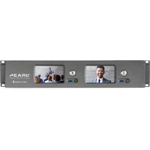 Epiphan Pearl 2 Rackmount Twin Production Switcher