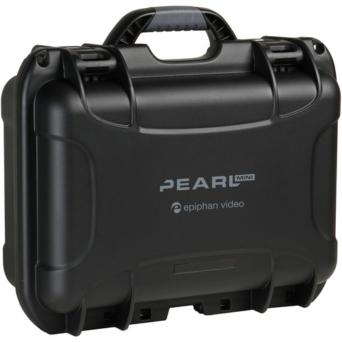 Epiphan Hard Case with Custom Foam for Pearl Mini Live Video Production System
