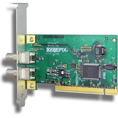 EPIX PIXCI SV5B Analog Video Frame Grabber