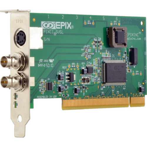 EPIX PIXCI SV5L Analog Video Frame Grabber for PCI Bus