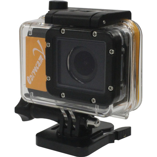 Epoque eDivecam Gamma Underwater Mini Digital Action Camera and Housing