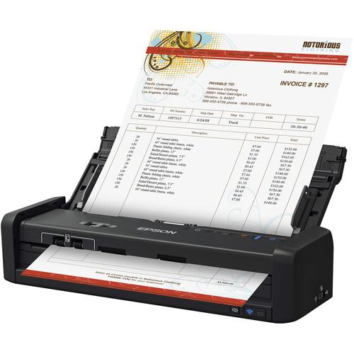 Epson Workforce ES-300WR Wireless Accounting Scanner