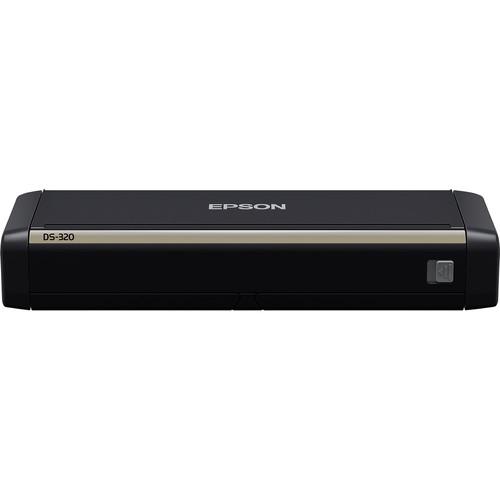 Epson DS-320 Portable Duplex Document Scanner