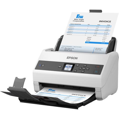 Epson DS-970 Color Duplex Workgroup Document Scanner