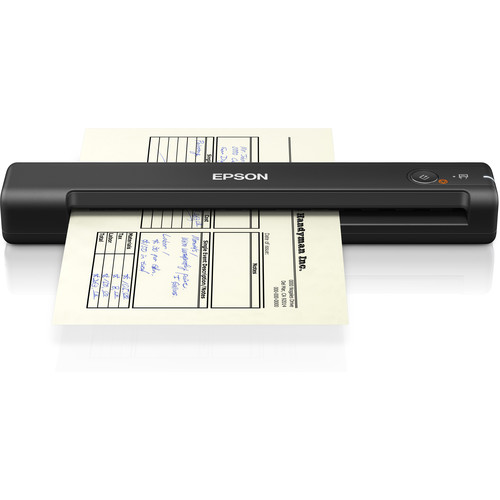 Epson WorkForce ES-55R Portable Document Scanner, Accounting Edition