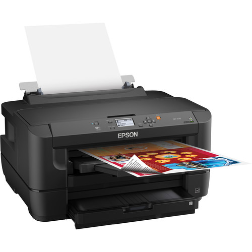 Epson WorkForce WF-7110 Wireless Color Inkjet Printer