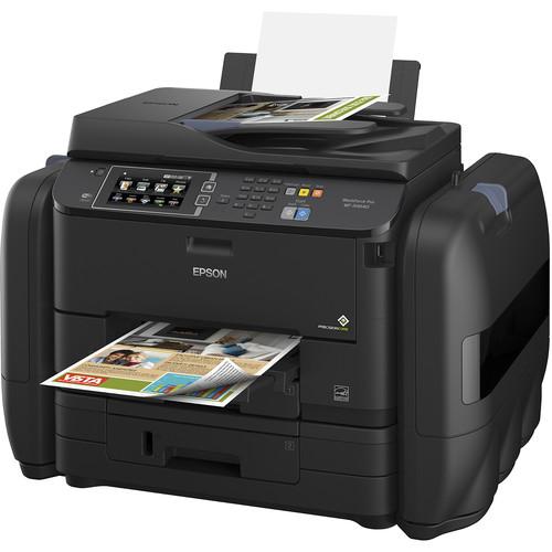 Epson WorkForce Pro WF-R4640 EcoTank All-in-One Inkjet Printer