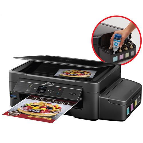Epson Expression ET-2550 EcoTank All-in-One Inkjet Printer
