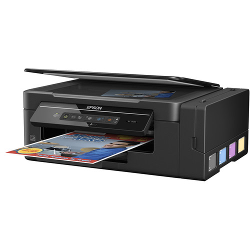 Epson Expression ET-2600 EcoTank All-in-One Inkjet Printer