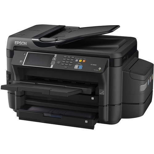Epson WorkForce ET-16500 EcoTank All-in-One Inkjet Printer