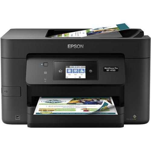 Epson WorkForce Pro WF-4720 All-in-One Inkjet Printer