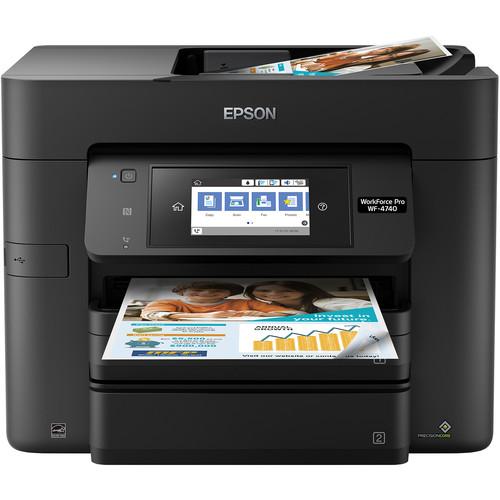 Epson WorkForce Pro WF-4740 All-in-One Inkjet Printer
