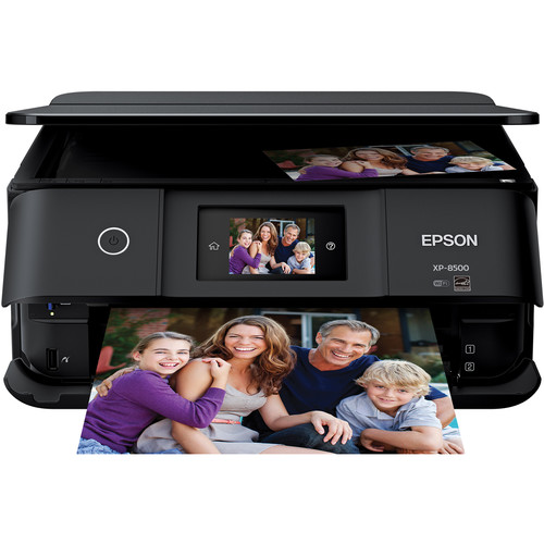 Epson Expression Photo XP-8500 Small-In-One Inkjet Printer