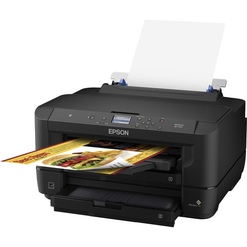 Epson WorkForce WF-7210 Inkjet Printer
