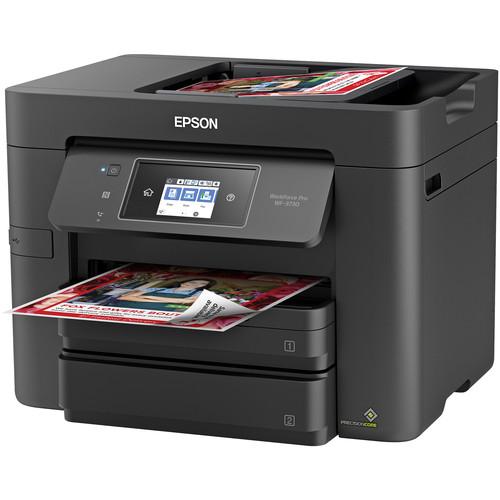 Epson WorkForce Pro WF-3730 All-in-One Inkjet Printer