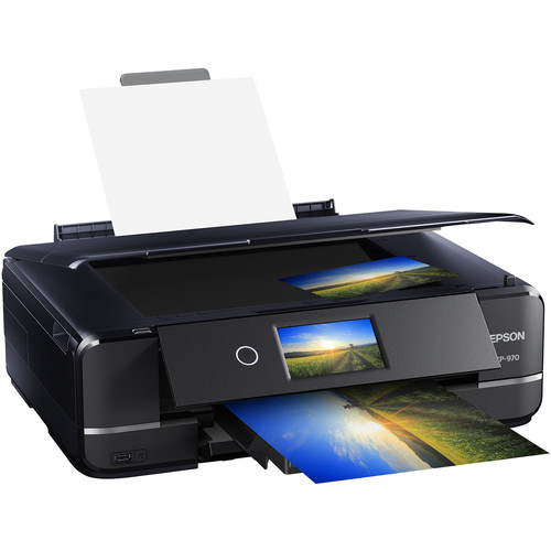 Epson Expression Photo XP-970 Small-In-One Inkjet Printer