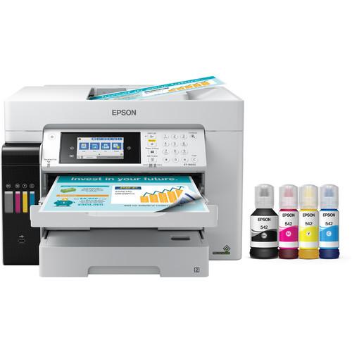 Epson EcoTank Pro ET-16650 Wide-Format All-in-One Supertank Printer