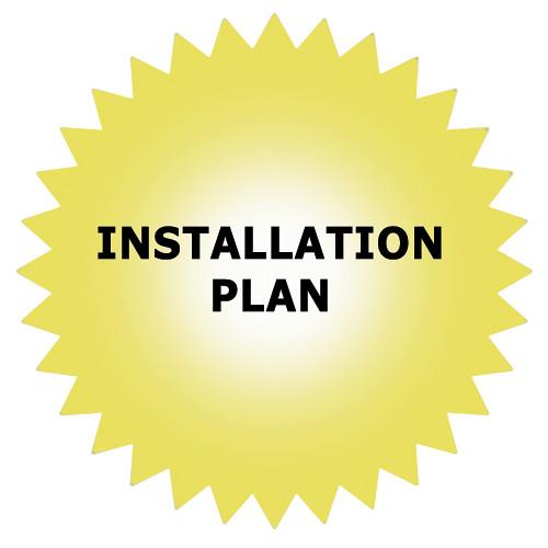 Epson Surecolor T-Series Installation Plan