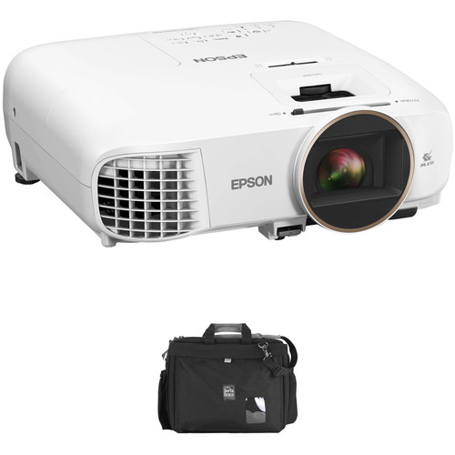 Epson PowerLite Home Cinema 2150 Full HD 3LCD Projector and Case Kit
