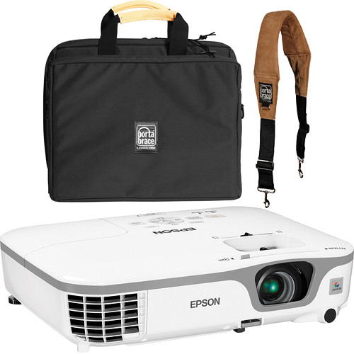 Epson PowerLite X12 Multimedia Projector Kit with Case