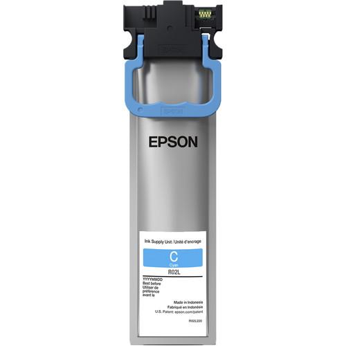Epson RO2L Standard Capacity Cyan Ink Pack