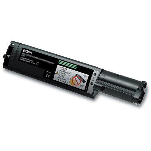 Epson S050190 Standard Capacity Black Toner Cartridge