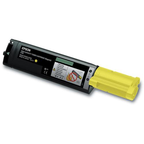 Epson S050191 Standard Capacity Yellow Toner Cartridge