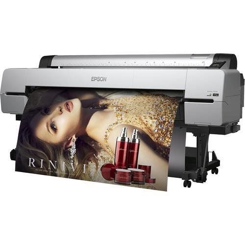 "Epson SureColor P20000 Standard Edition 64"" Large-Format Inkjet Printer"