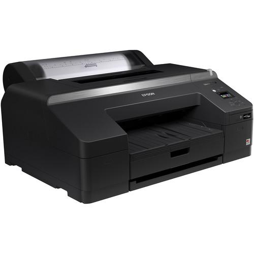 "Epson SureColor P5000 Standard Edition 17"" Wide-Format Inkjet Printer"